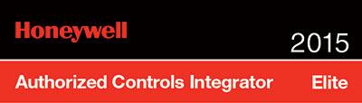 honeywell authorized control integrator elite logo