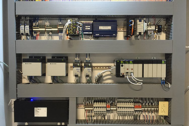 industrial controls panel