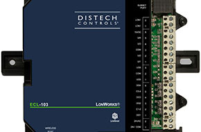 ECL 103 Series Distech Control