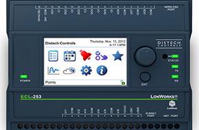 ECL/B-203 Series Distech Control