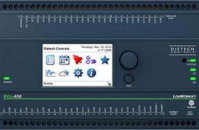 ECL B-600 Series Distech Control