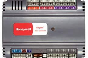 spyder honeywell control
