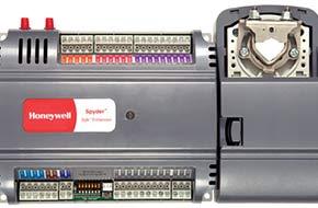 honeywell sypder VAV controller